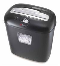 Rexel Duo Cross-Cut Shredder