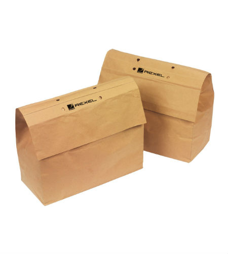 Rexel 30 Litre Capacity Recyclable Waste Sacks (Pack of 20)
